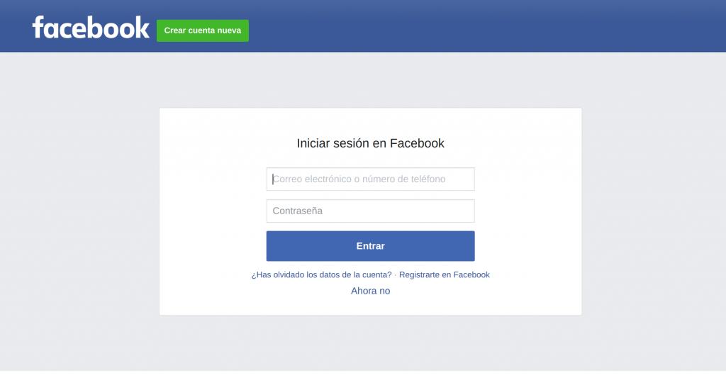 Autenticando con Facebook en Symfony 4